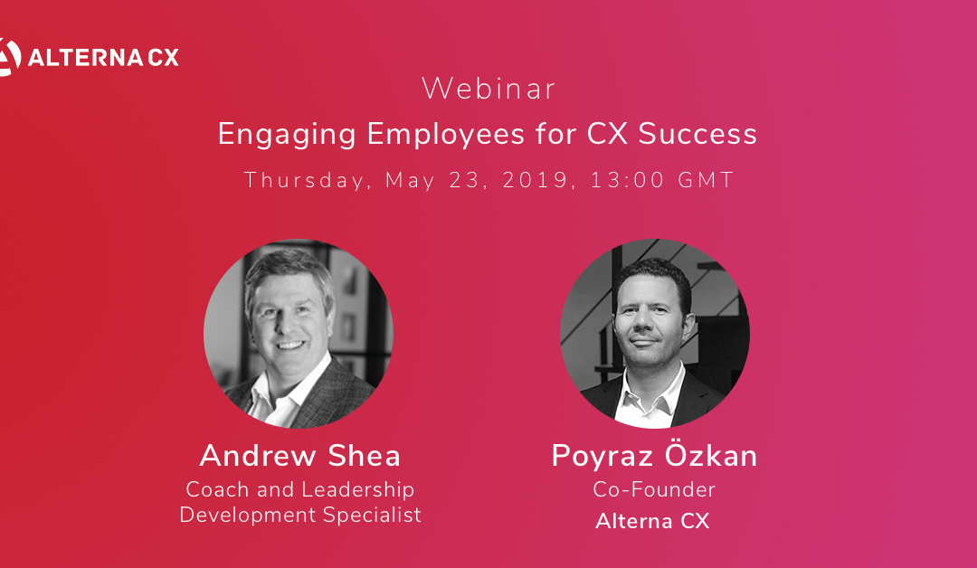 Engaging Employees for CX Success